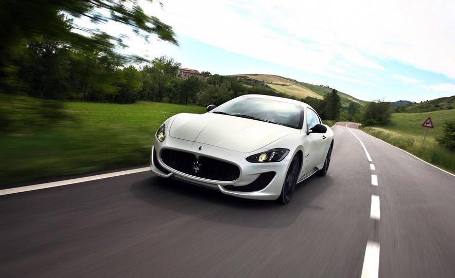 2013 Maserati GranTurismo Sport - Slide 45