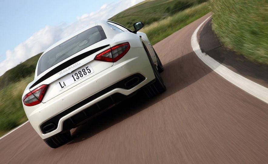2013 Maserati GranTurismo Sport - Slide 47