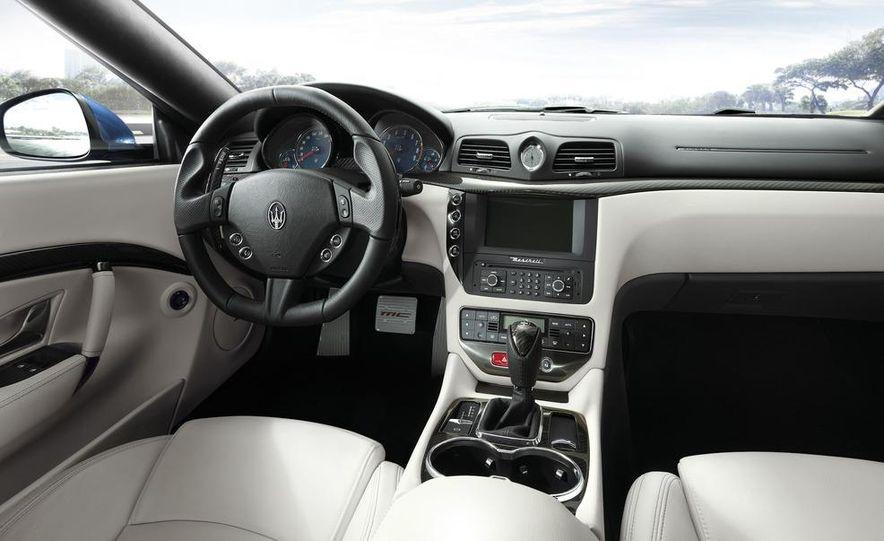 2013 Maserati GranTurismo Sport - Slide 49