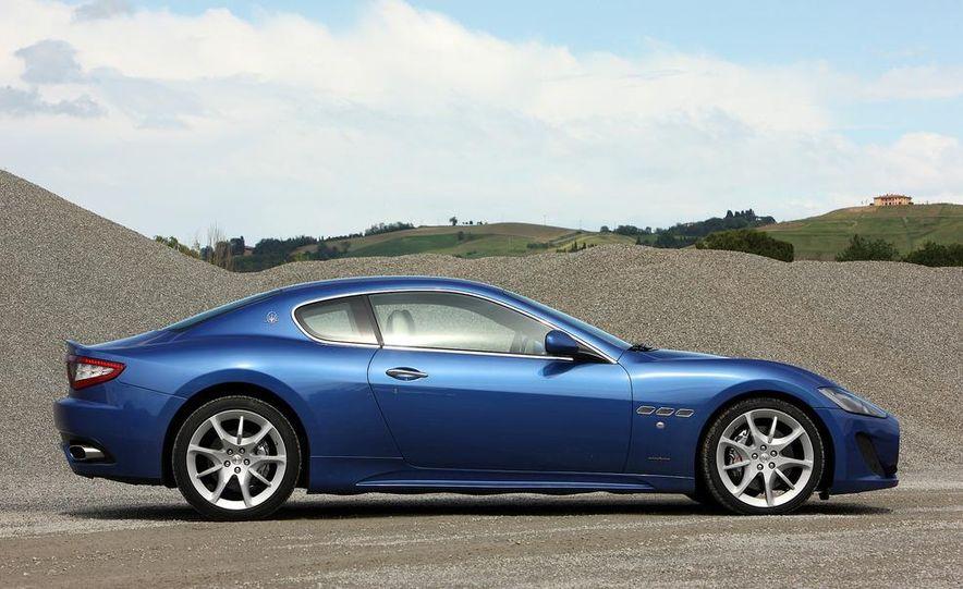 2013 Maserati GranTurismo Sport - Slide 6
