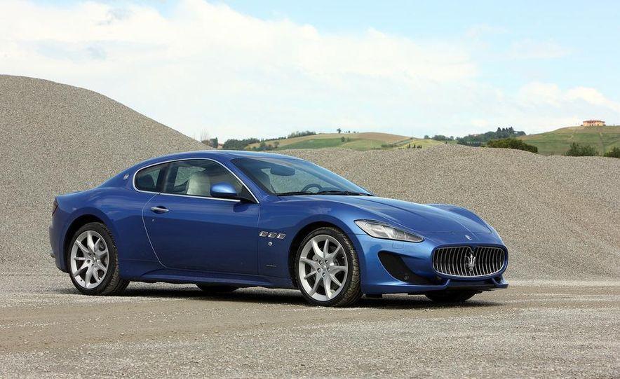 2013 Maserati GranTurismo Sport - Slide 7