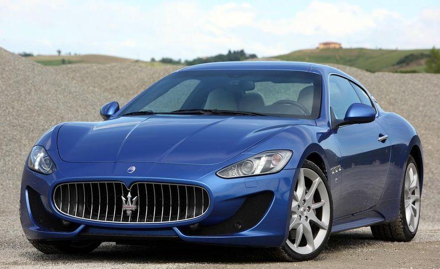 2013 Maserati GranTurismo Sport - Slide 8