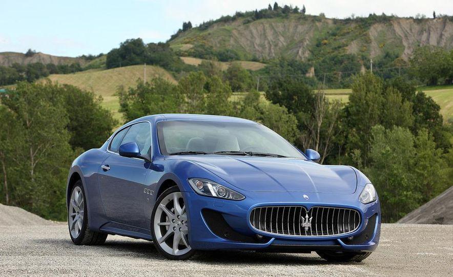 2013 Maserati GranTurismo Sport - Slide 9