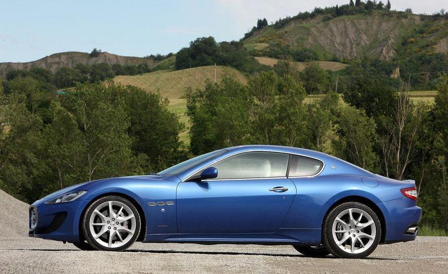 2013 Maserati GranTurismo Sport - Slide 10
