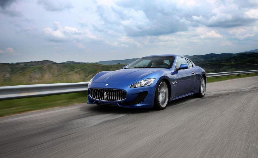 2013 Maserati GranTurismo Sport - Slide 13