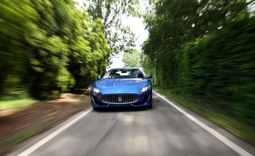2013 Maserati GranTurismo Sport - Slide 17