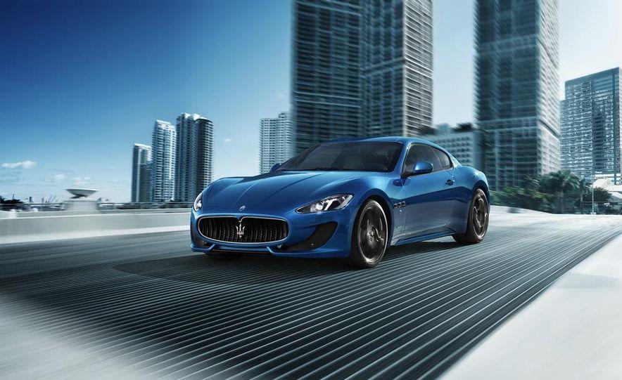 2013 Maserati GranTurismo Sport - Slide 18