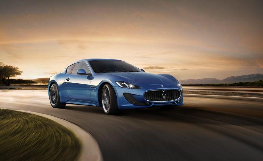 2013 Maserati GranTurismo Sport - Slide 19