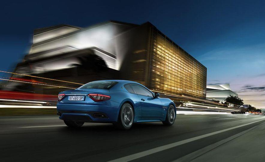 2013 Maserati GranTurismo Sport - Slide 20