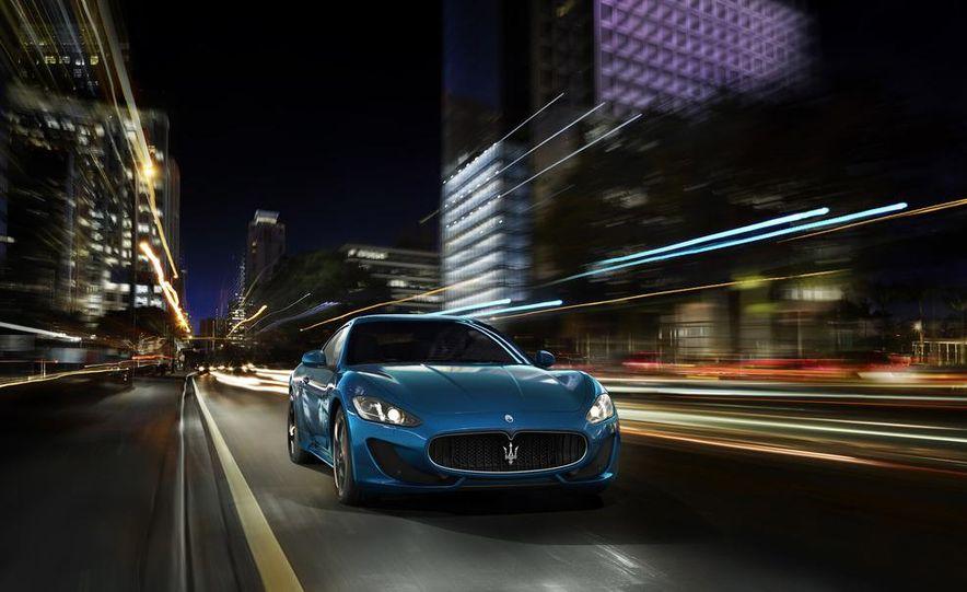2013 Maserati GranTurismo Sport - Slide 22