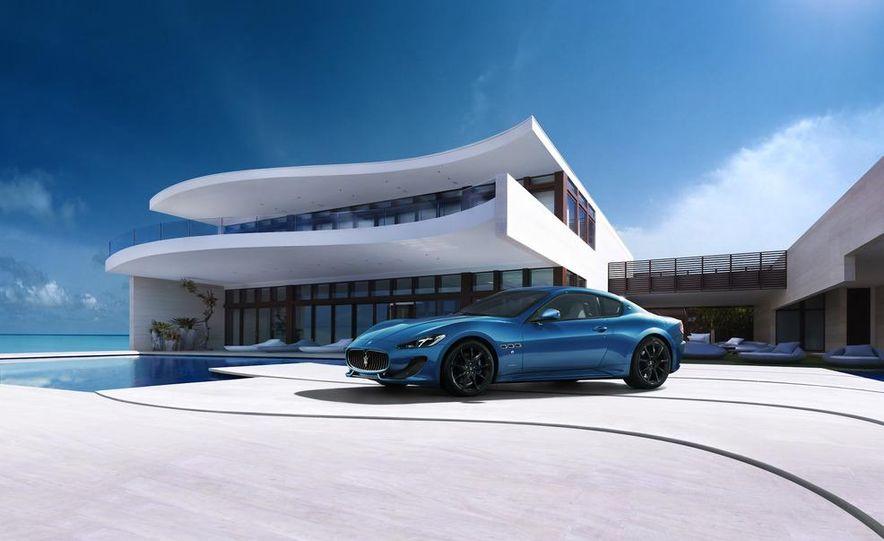 2013 Maserati GranTurismo Sport - Slide 23
