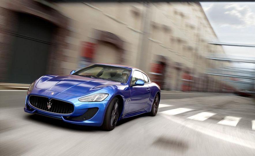 2013 Maserati GranTurismo Sport - Slide 24