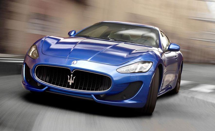 2013 Maserati GranTurismo Sport - Slide 25
