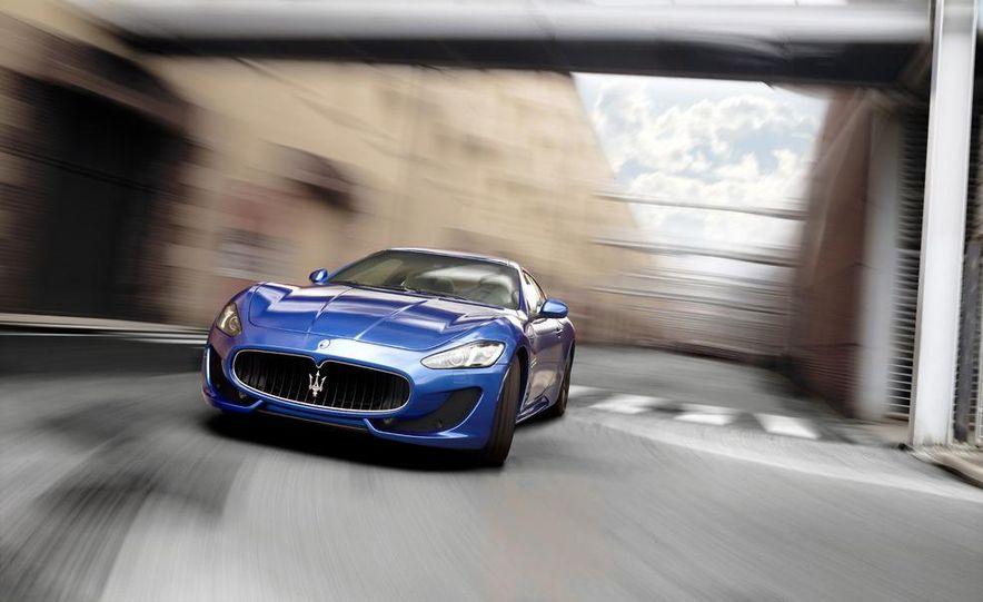 2013 Maserati GranTurismo Sport - Slide 26