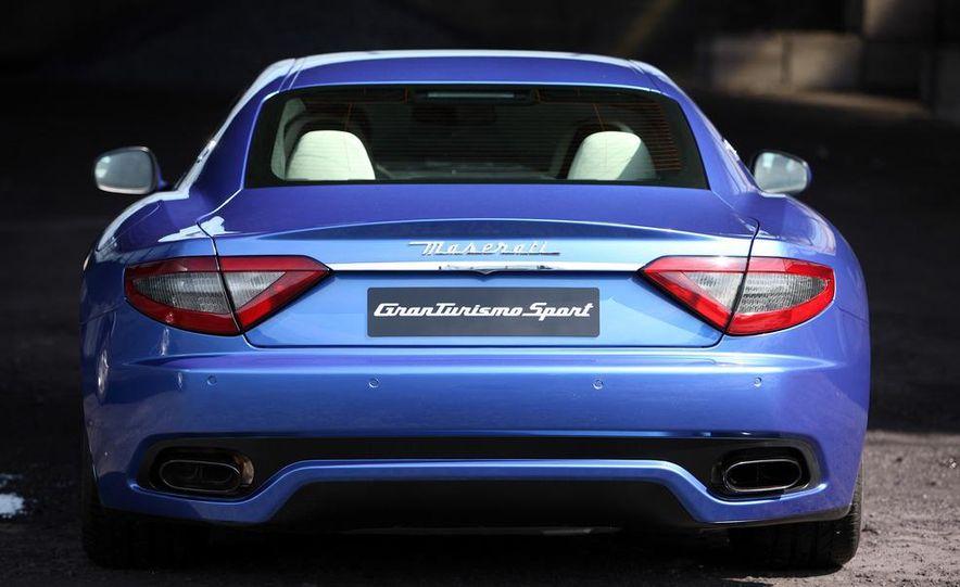 2013 Maserati GranTurismo Sport - Slide 27