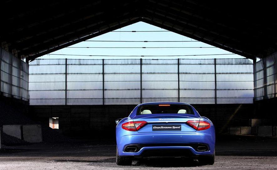 2013 Maserati GranTurismo Sport - Slide 28
