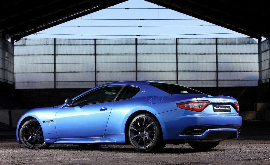 2013 Maserati GranTurismo Sport - Slide 29