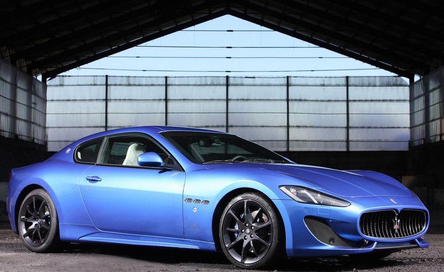 2013 Maserati GranTurismo Sport - Slide 30