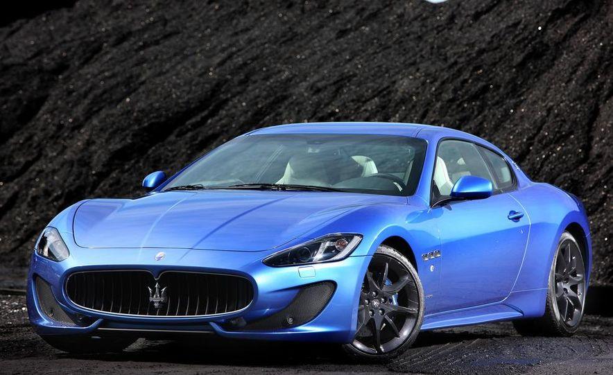2013 Maserati GranTurismo Sport - Slide 31