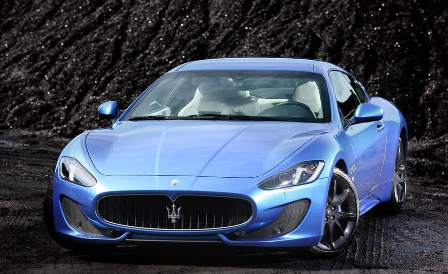2013 Maserati GranTurismo Sport - Slide 32