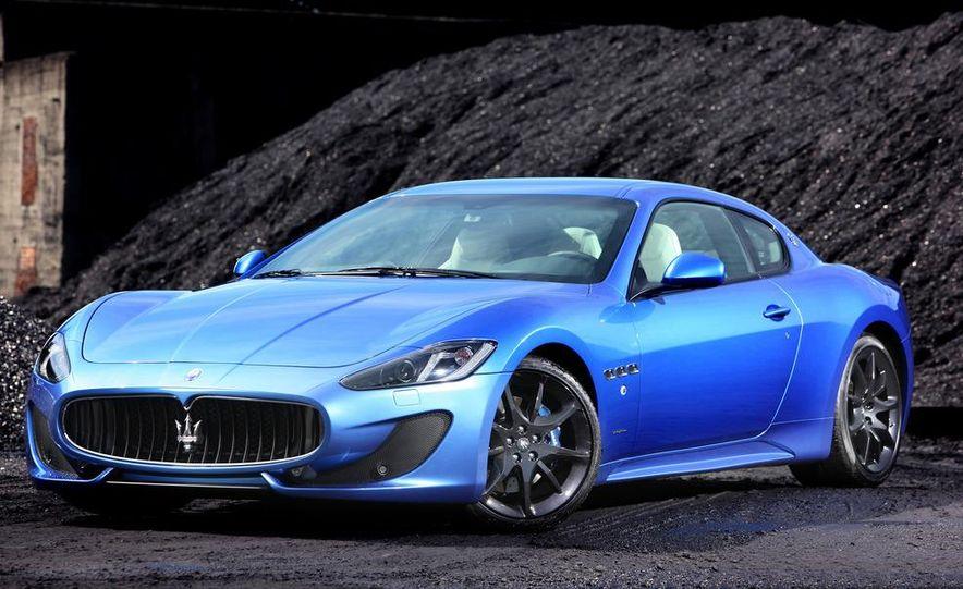 2013 Maserati GranTurismo Sport - Slide 33