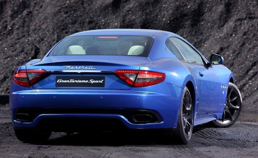 2013 Maserati GranTurismo Sport - Slide 35