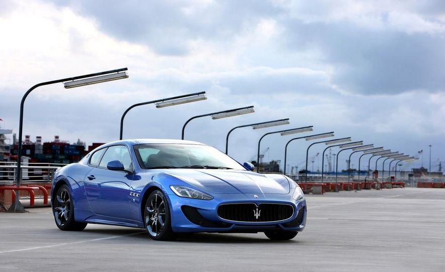 2013 Maserati GranTurismo Sport - Slide 37