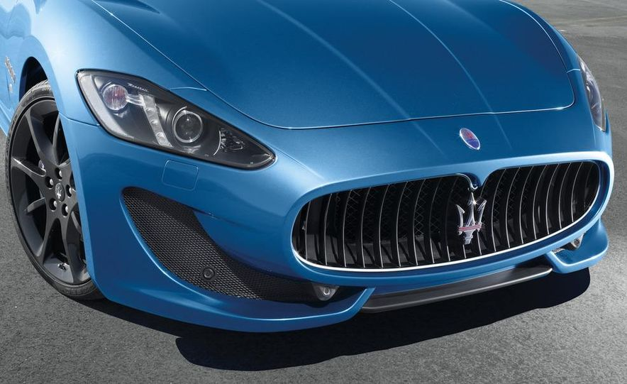 2013 Maserati GranTurismo Sport - Slide 38