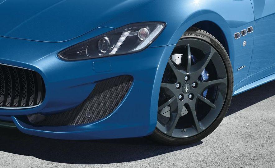 2013 Maserati GranTurismo Sport - Slide 39