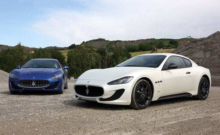 2013 Maserati GranTurismo Sport - Slide 4