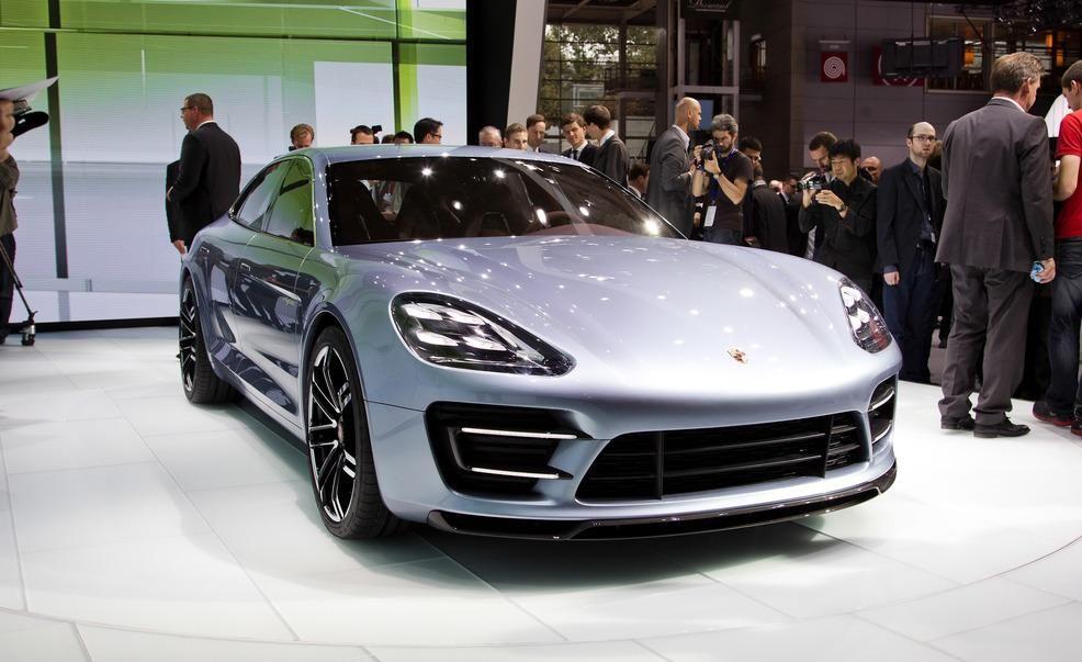 Porsche Panamera Sport Turismo Wagon concept Pictures  Photo