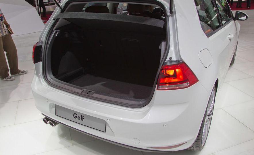 2014 Volkswagen Golf BlueMotion 3-door concept - Slide 34