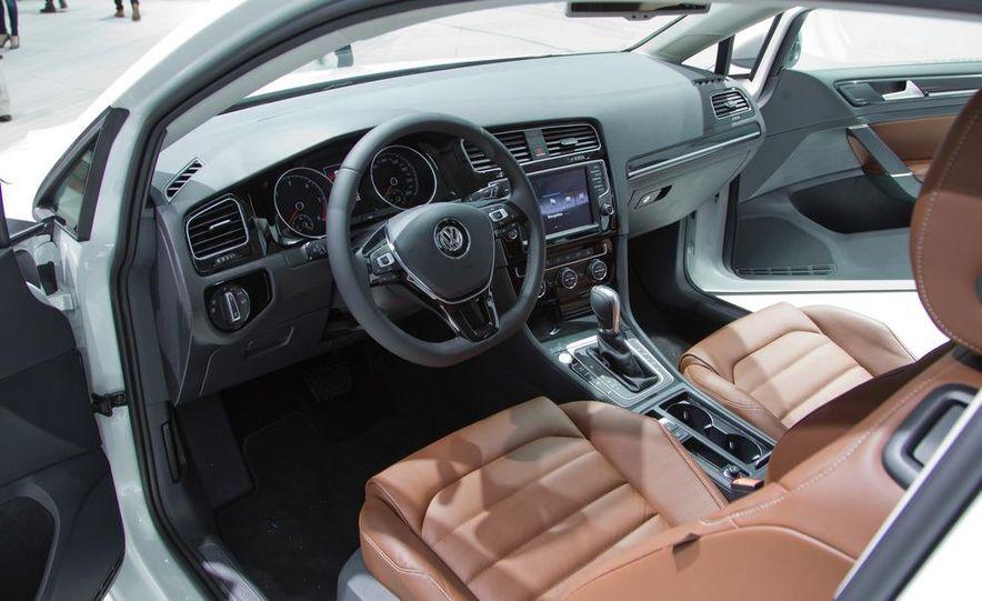 2014 Volkswagen Golf BlueMotion 3-door concept - Slide 35