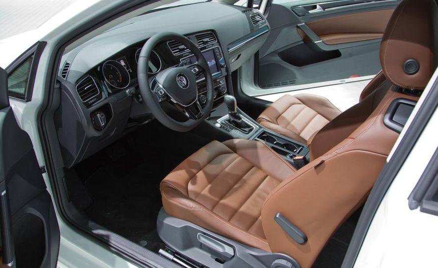 2014 Volkswagen Golf BlueMotion 3-door concept - Slide 36