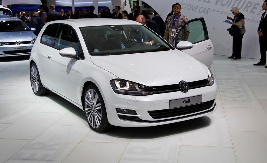 2014 Volkswagen Golf BlueMotion 3-door concept - Slide 19