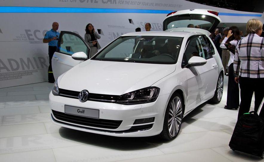 2014 Volkswagen Golf BlueMotion 3-door concept - Slide 21