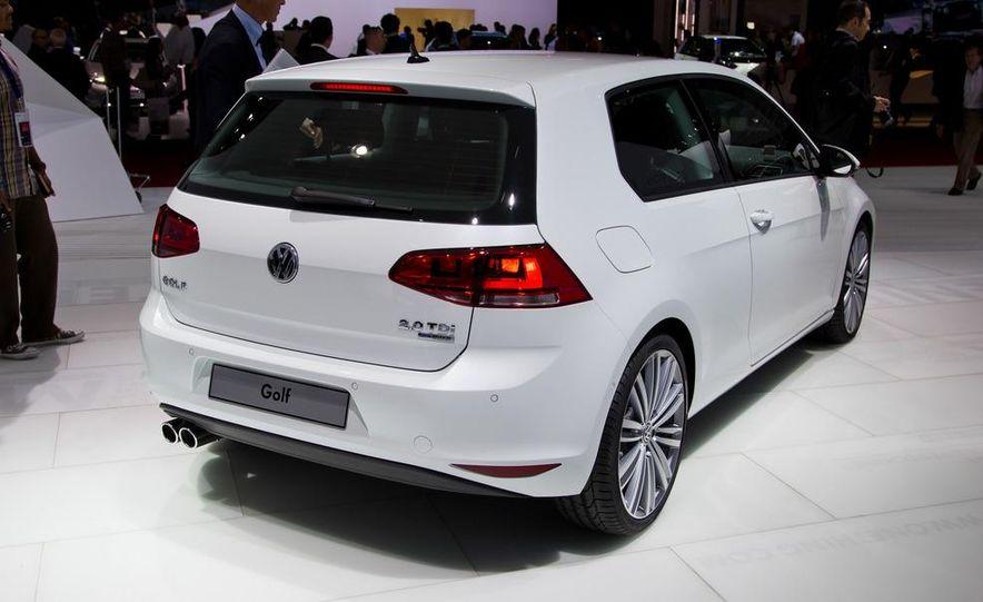 2014 Volkswagen Golf BlueMotion 3-door concept - Slide 25