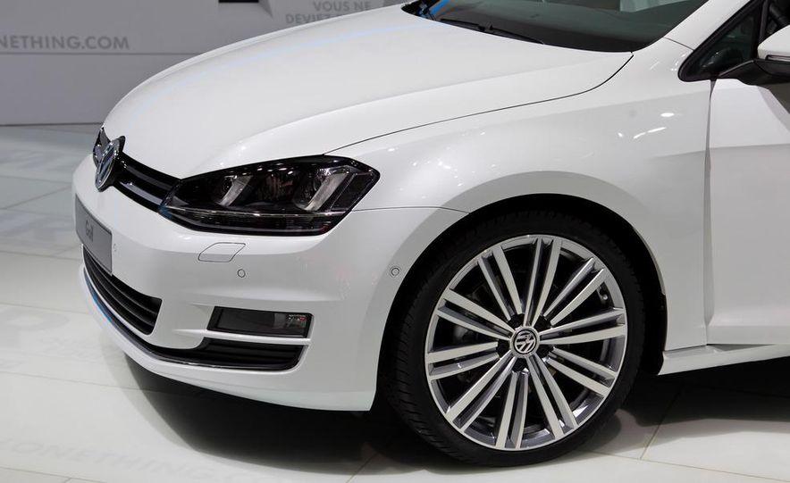 2014 Volkswagen Golf BlueMotion 3-door concept - Slide 29