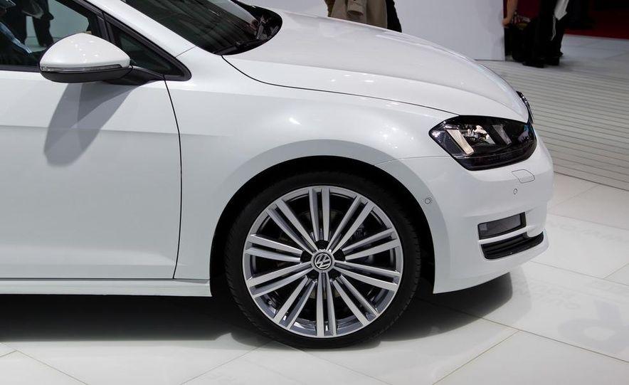 2014 Volkswagen Golf BlueMotion 3-door concept - Slide 30