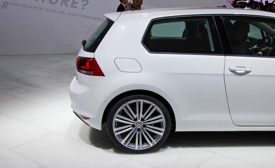 2014 Volkswagen Golf BlueMotion 3-door concept - Slide 31