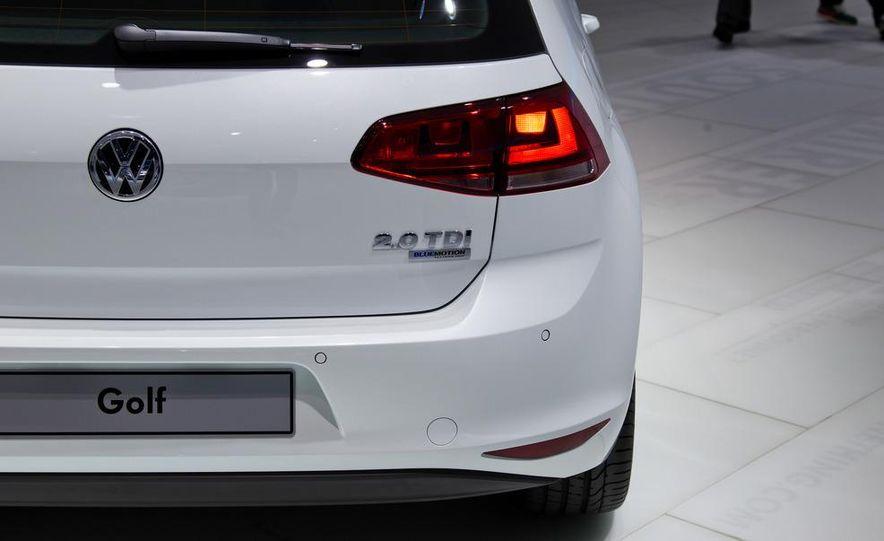 2014 Volkswagen Golf BlueMotion 3-door concept - Slide 32
