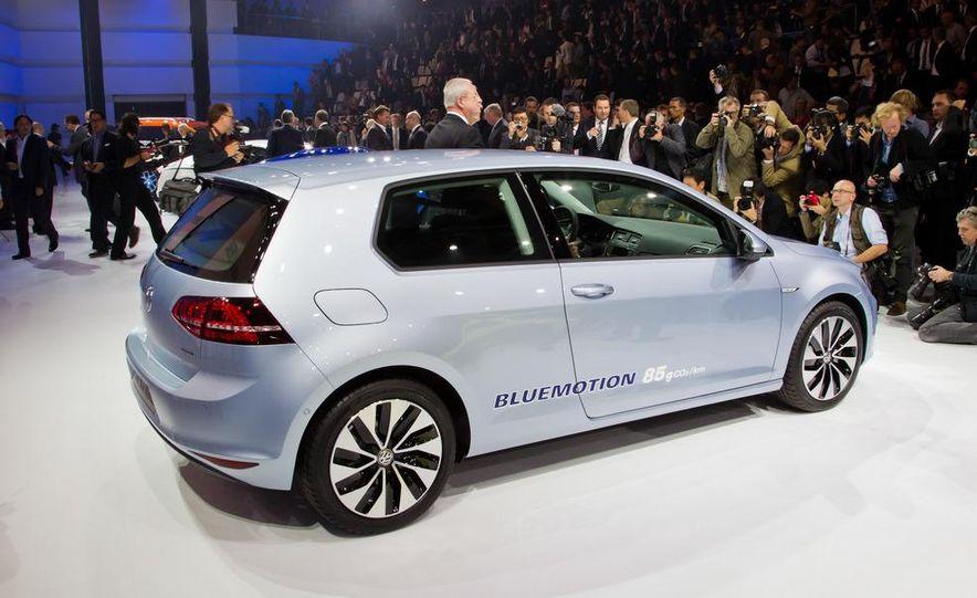 2014 Volkswagen Golf BlueMotion 3-door concept - Slide 3