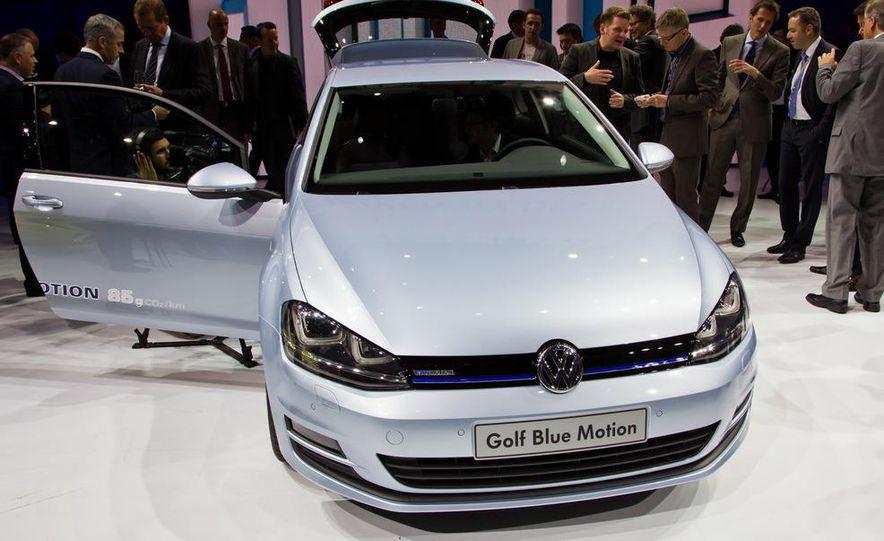 2014 Volkswagen Golf BlueMotion 3-door concept - Slide 6