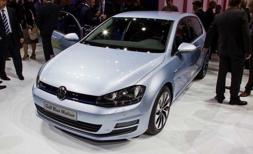 2014 Volkswagen Golf BlueMotion 3-door concept - Slide 1