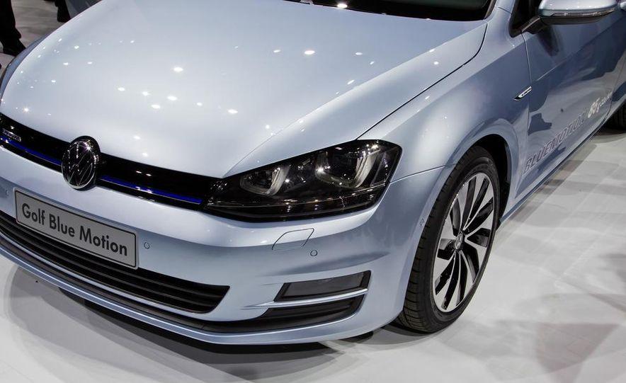 2014 Volkswagen Golf BlueMotion 3-door concept - Slide 7