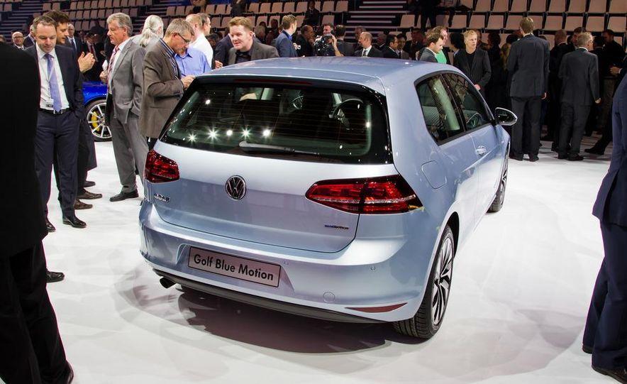 2014 Volkswagen Golf BlueMotion 3-door concept - Slide 8