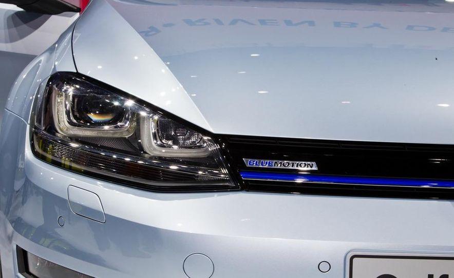 2014 Volkswagen Golf BlueMotion 3-door concept - Slide 14