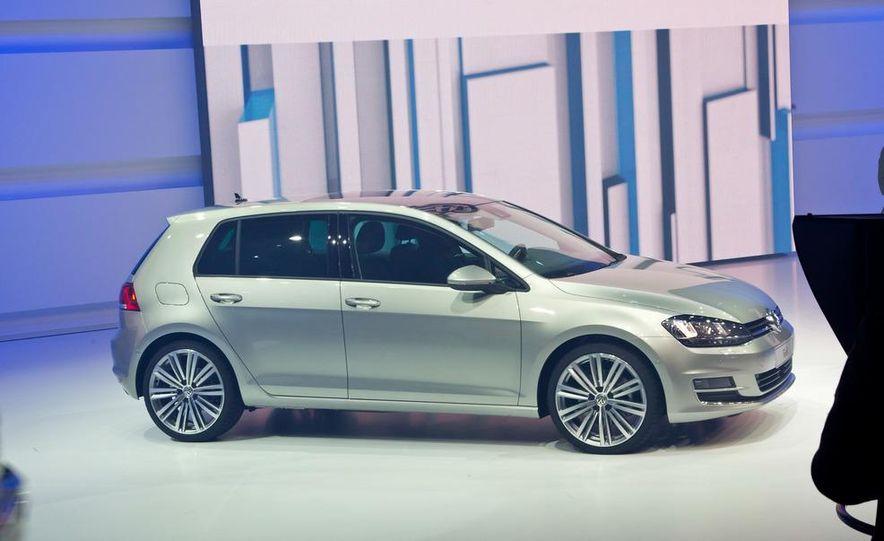 2014 Volkswagen Golf BlueMotion 3-door concept - Slide 9