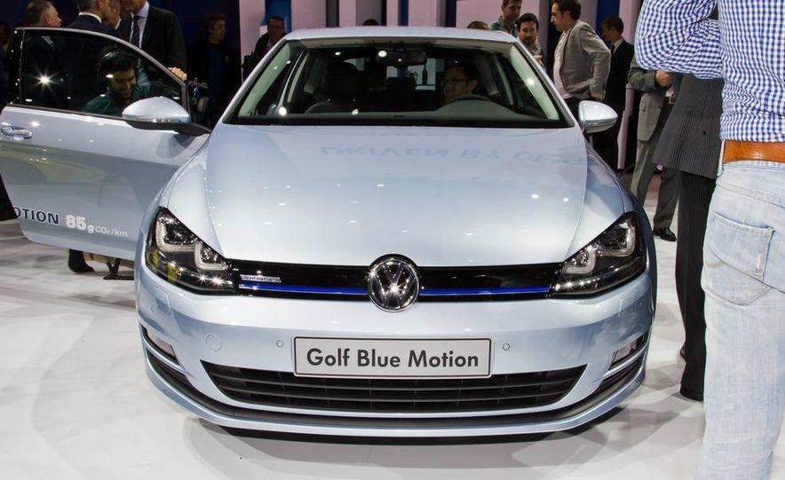 2014 Volkswagen Golf BlueMotion 3-door concept - Slide 10