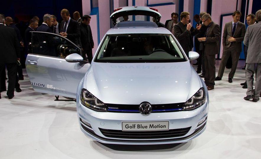 2014 Volkswagen Golf BlueMotion 3-door concept - Slide 11